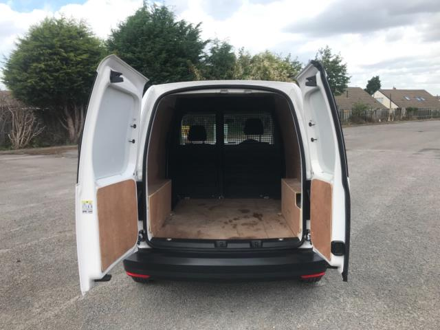 2018 Volkswagen Caddy 2.0 Tdi Bluemotion Tech 102Ps Startline Van (GD67ZWC) Image 9