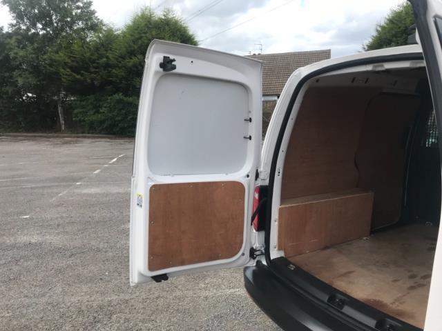 2018 Volkswagen Caddy 2.0 Tdi Bluemotion Tech 102Ps Startline Van (GD67ZWC) Image 10