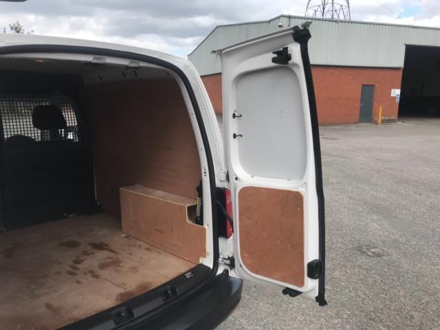2018 Volkswagen Caddy 2.0 Tdi Bluemotion Tech 102Ps Startline Van (GD67ZWC) Image 11