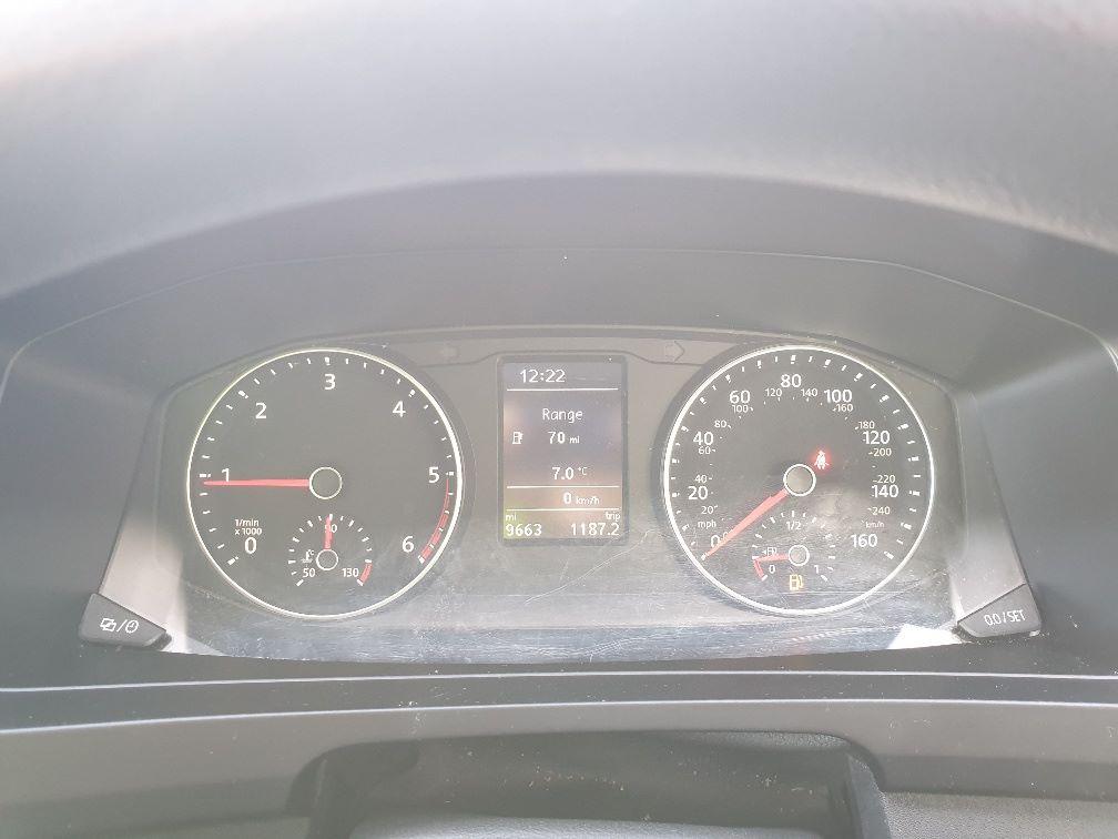 2018 Volkswagen Transporter 2.0 Tdi Bmt 102 Startline Van Euro 6 (GD68SDX) Image 18