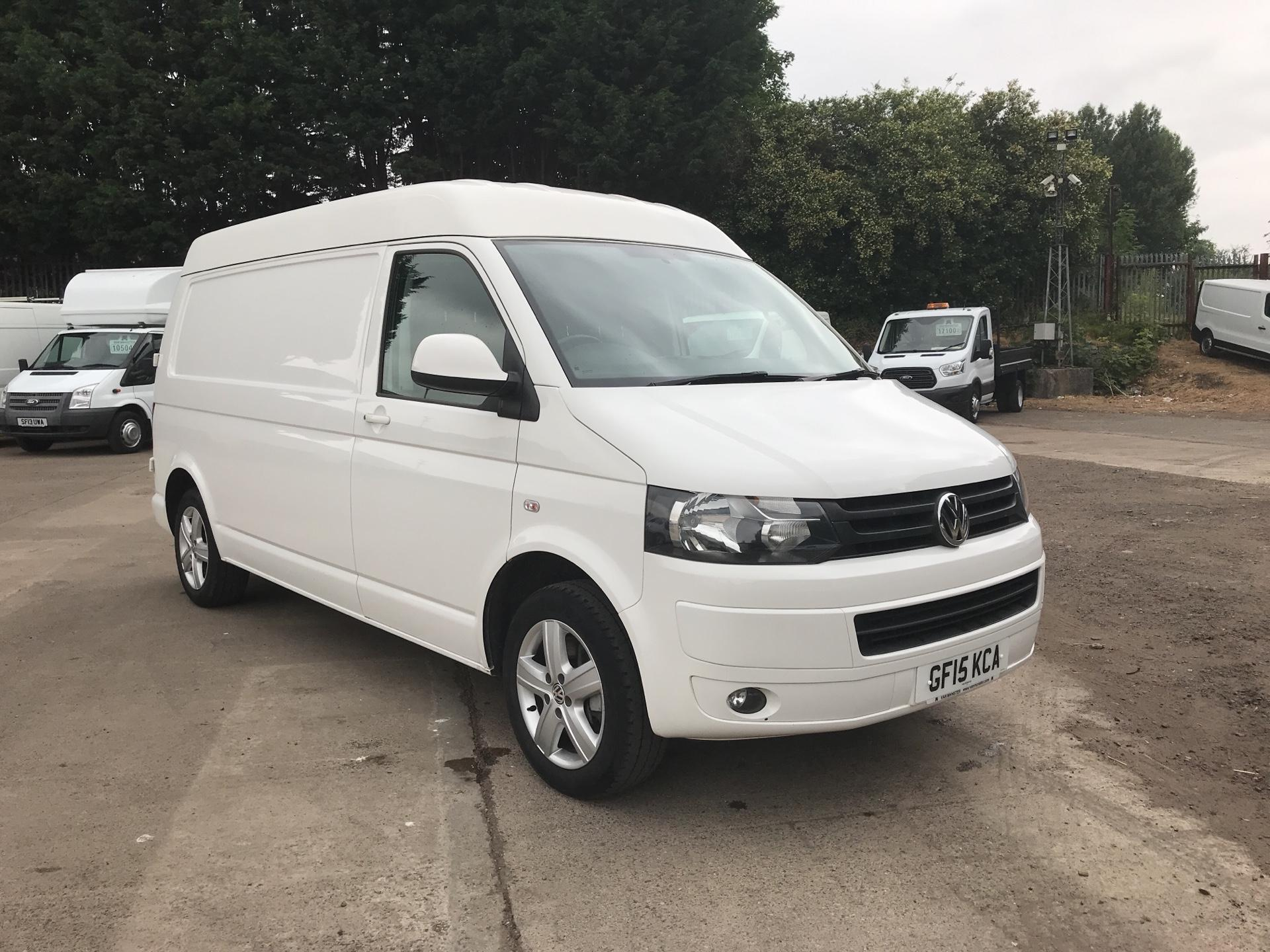 2015 Volkswagen Transporter T32 LWB 2.0 Bitdi 180Ps Medium Roof Highline Van 4Motion