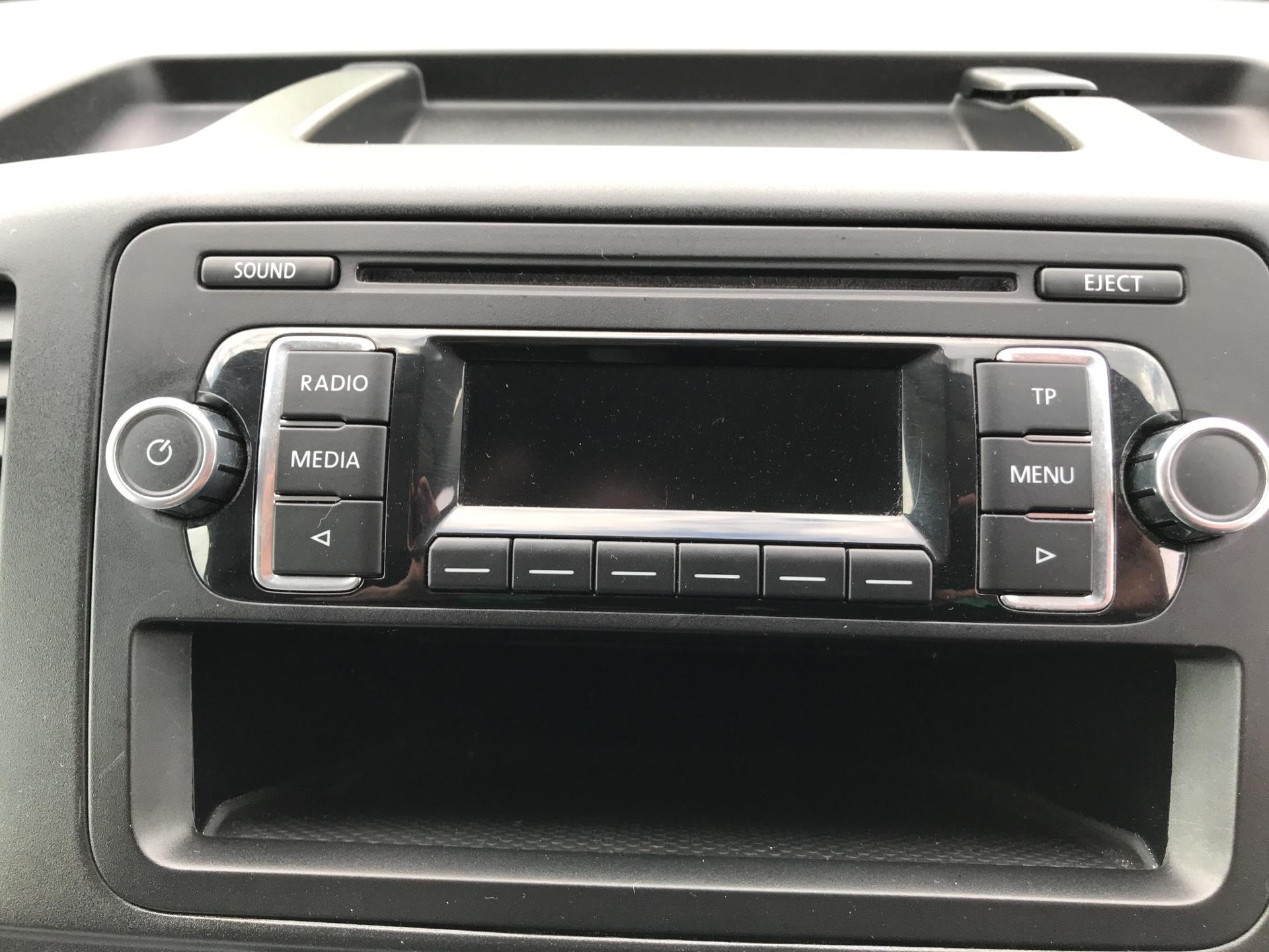 2015 Volkswagen Transporter 2.0 Tdi 84Ps Startline Van SWB (GF15ZDZ) Image 10
