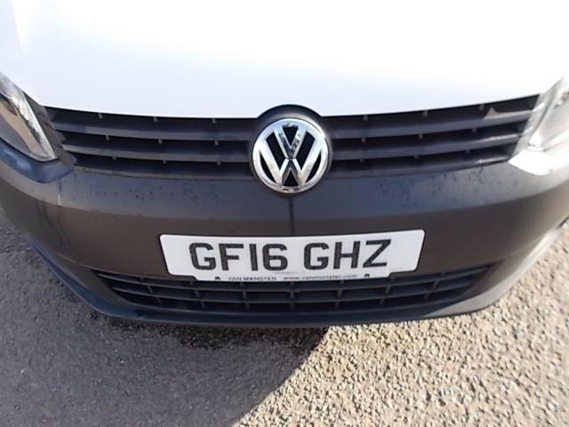 2016 Volkswagen Caddy  MAXI 1.6 102PS STARTLINE EURO 5 (GF16GHZ) Image 20