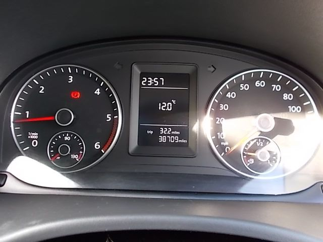 2016 Volkswagen Caddy  MAXI 1.6 102PS STARTLINE EURO 5 (GF16GHZ) Image 16