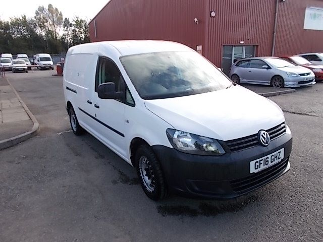 2016 Volkswagen Caddy  MAXI 1.6 102PS STARTLINE EURO 5 (GF16GHZ)