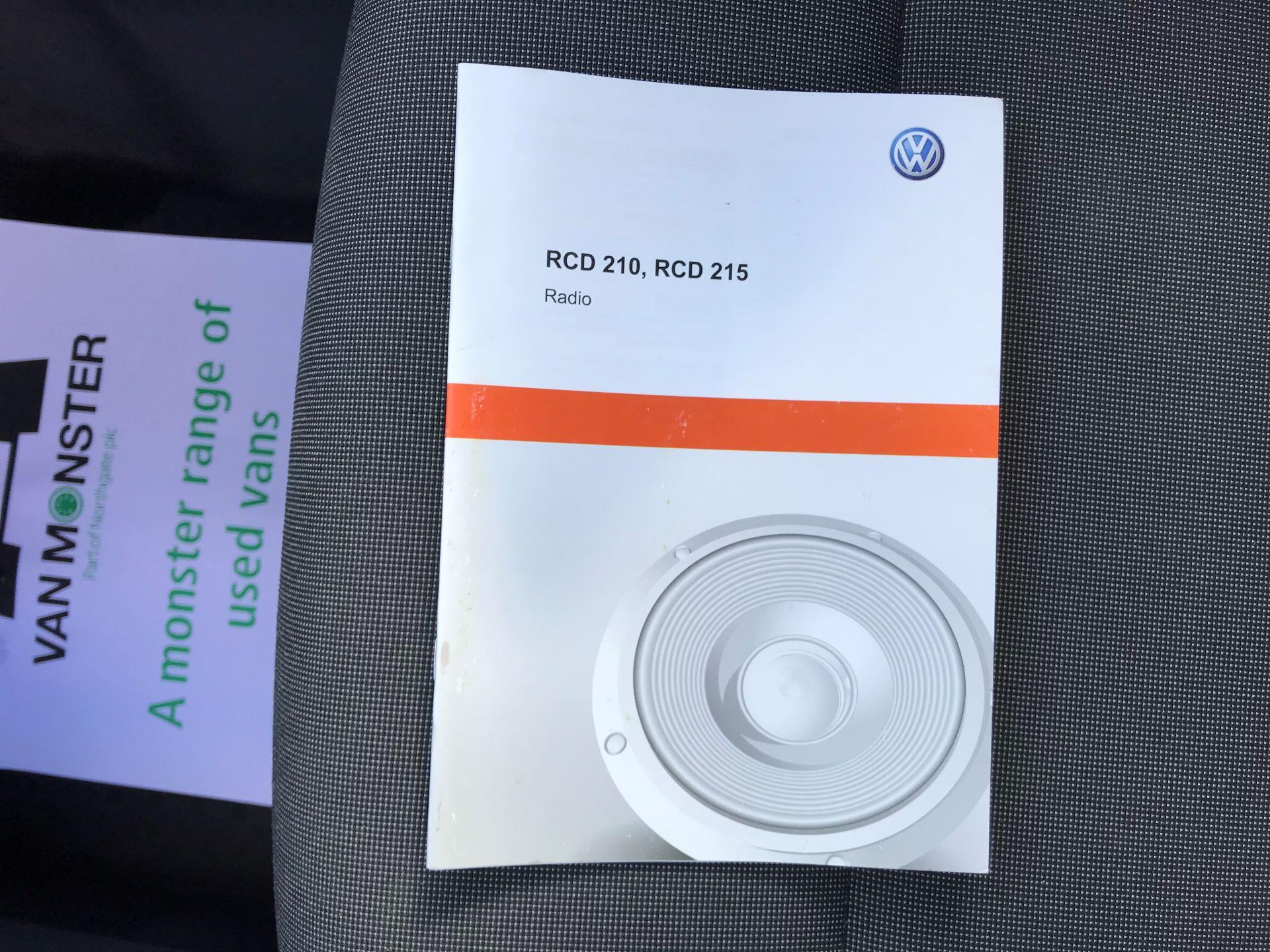 2016 Volkswagen Caddy Maxi  MAXI 1.6 102PS STARTLINE EURO 5 (GF16GJY) Image 33