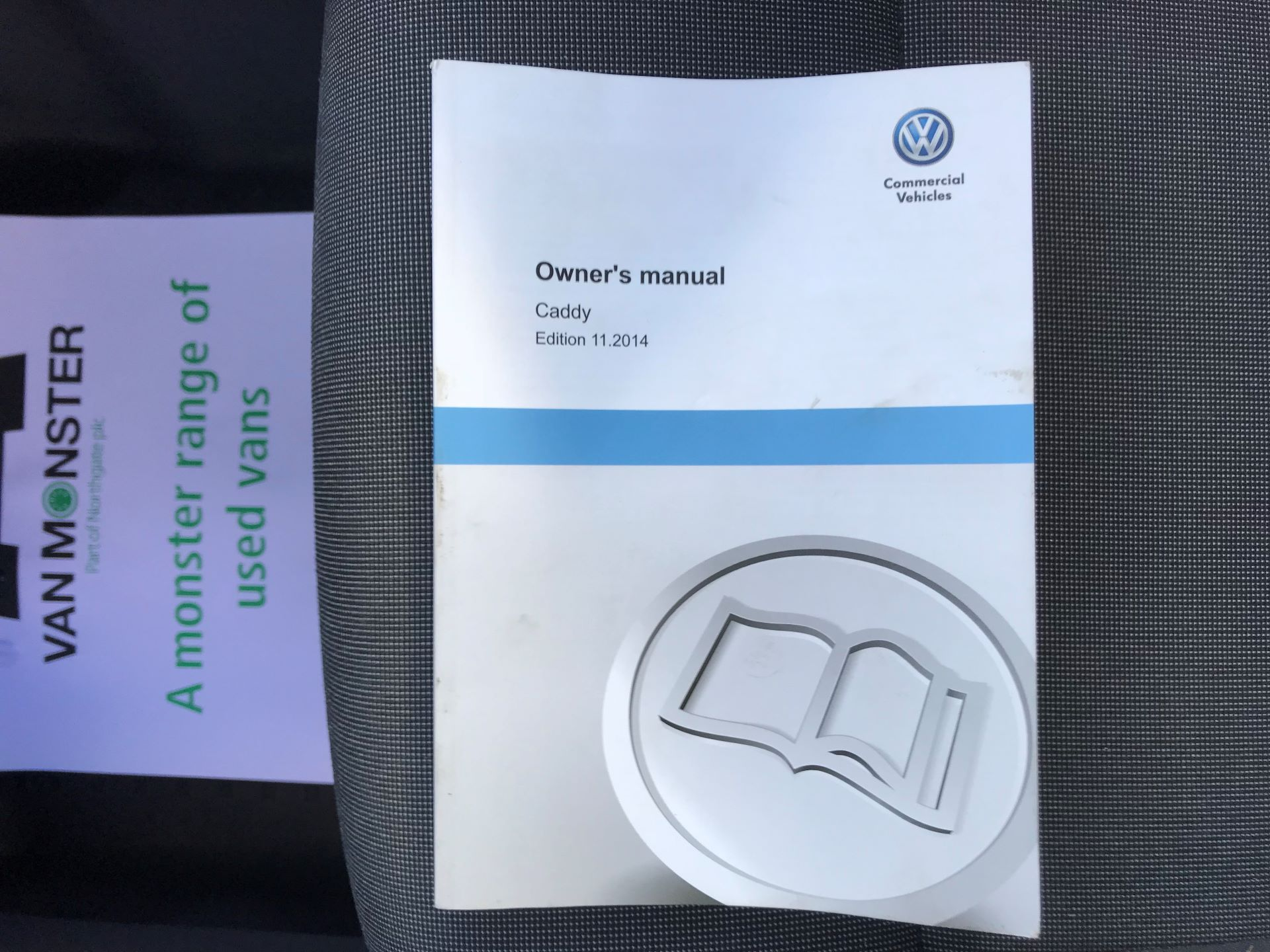 2016 Volkswagen Caddy Maxi  MAXI 1.6 102PS STARTLINE EURO 5 (GF16GJY) Image 32