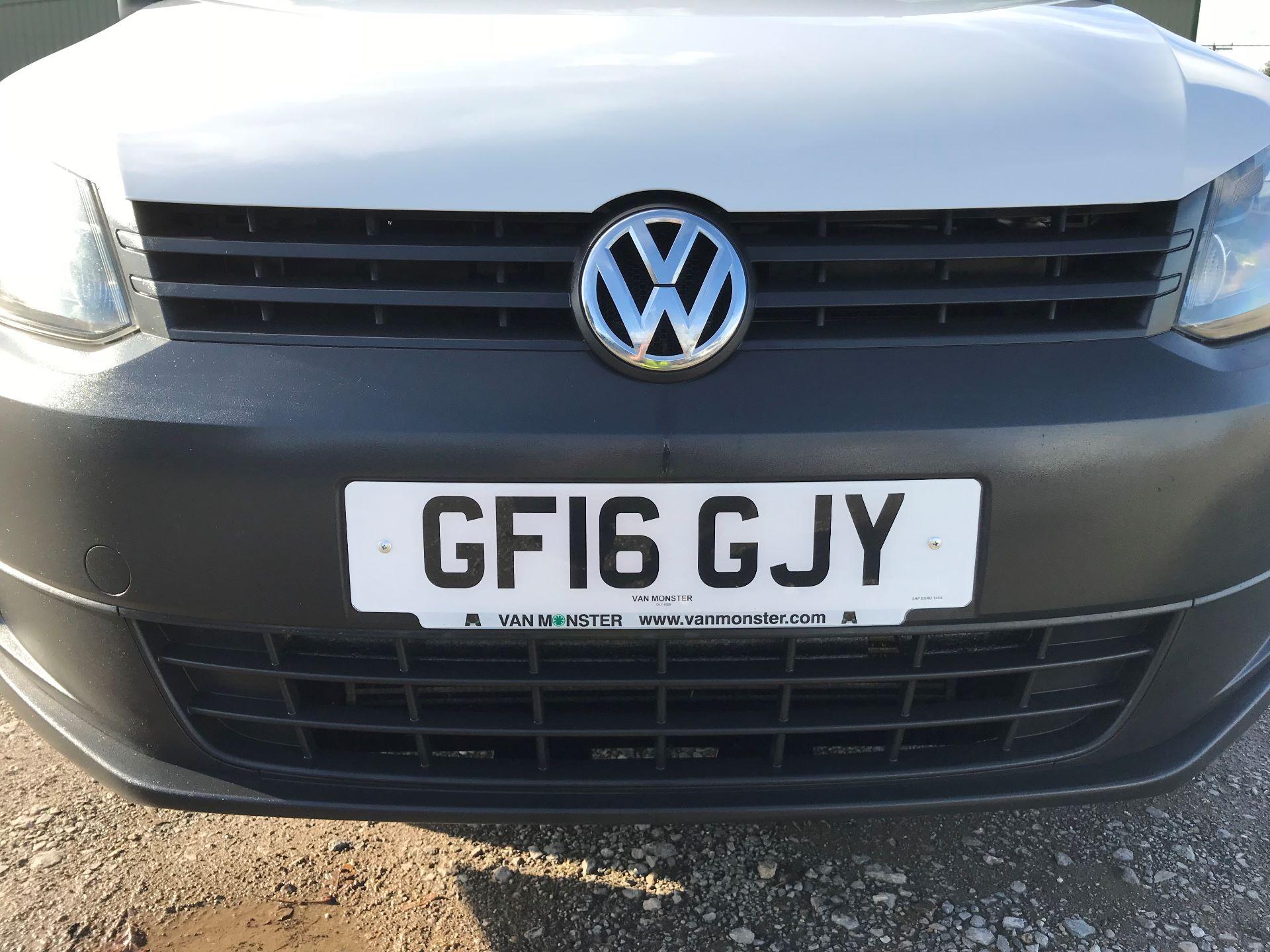 2016 Volkswagen Caddy Maxi  MAXI 1.6 102PS STARTLINE EURO 5 (GF16GJY) Image 26
