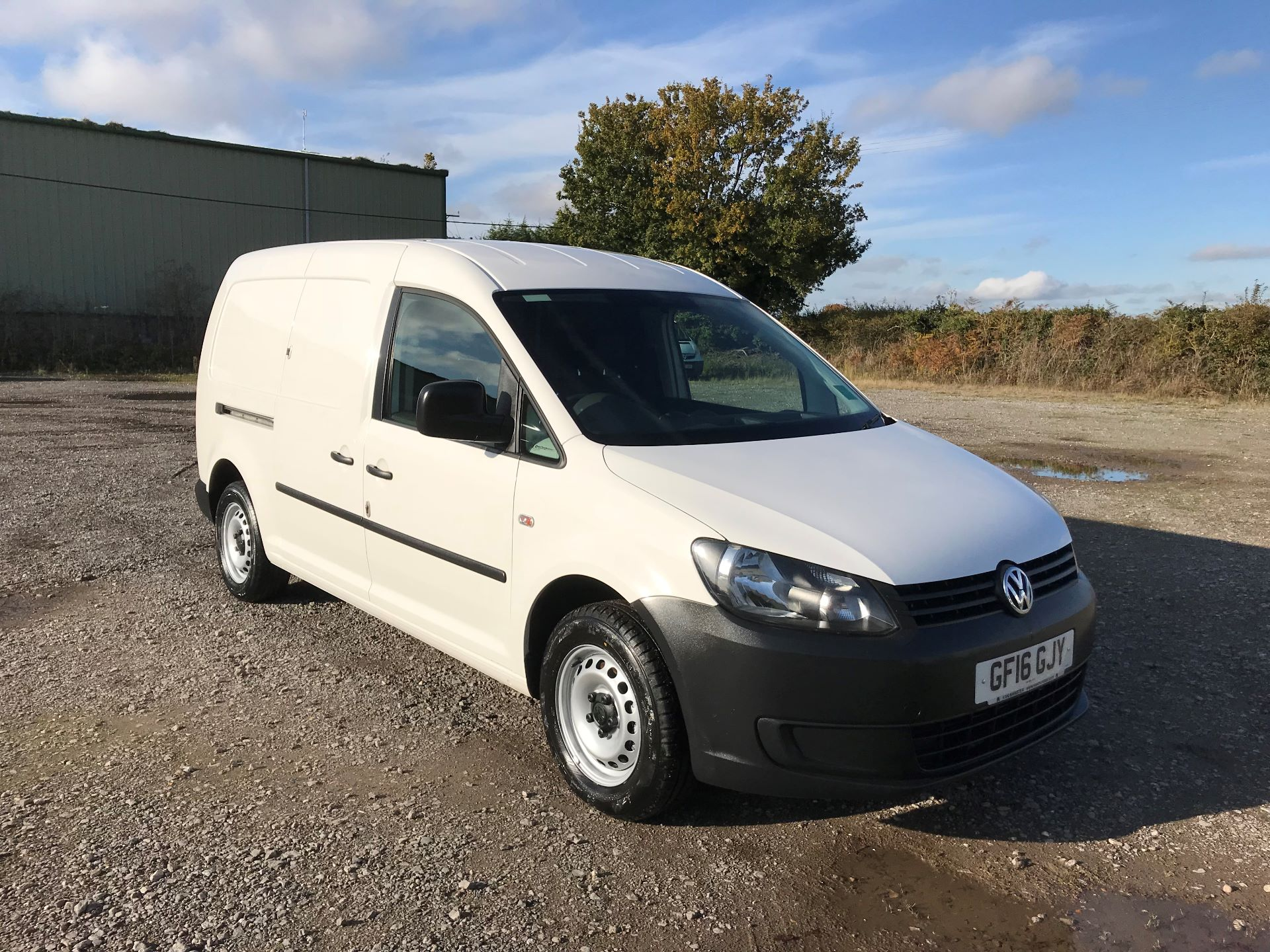 2016 Volkswagen Caddy Maxi  MAXI 1.6 102PS STARTLINE EURO 5 (GF16GJY)