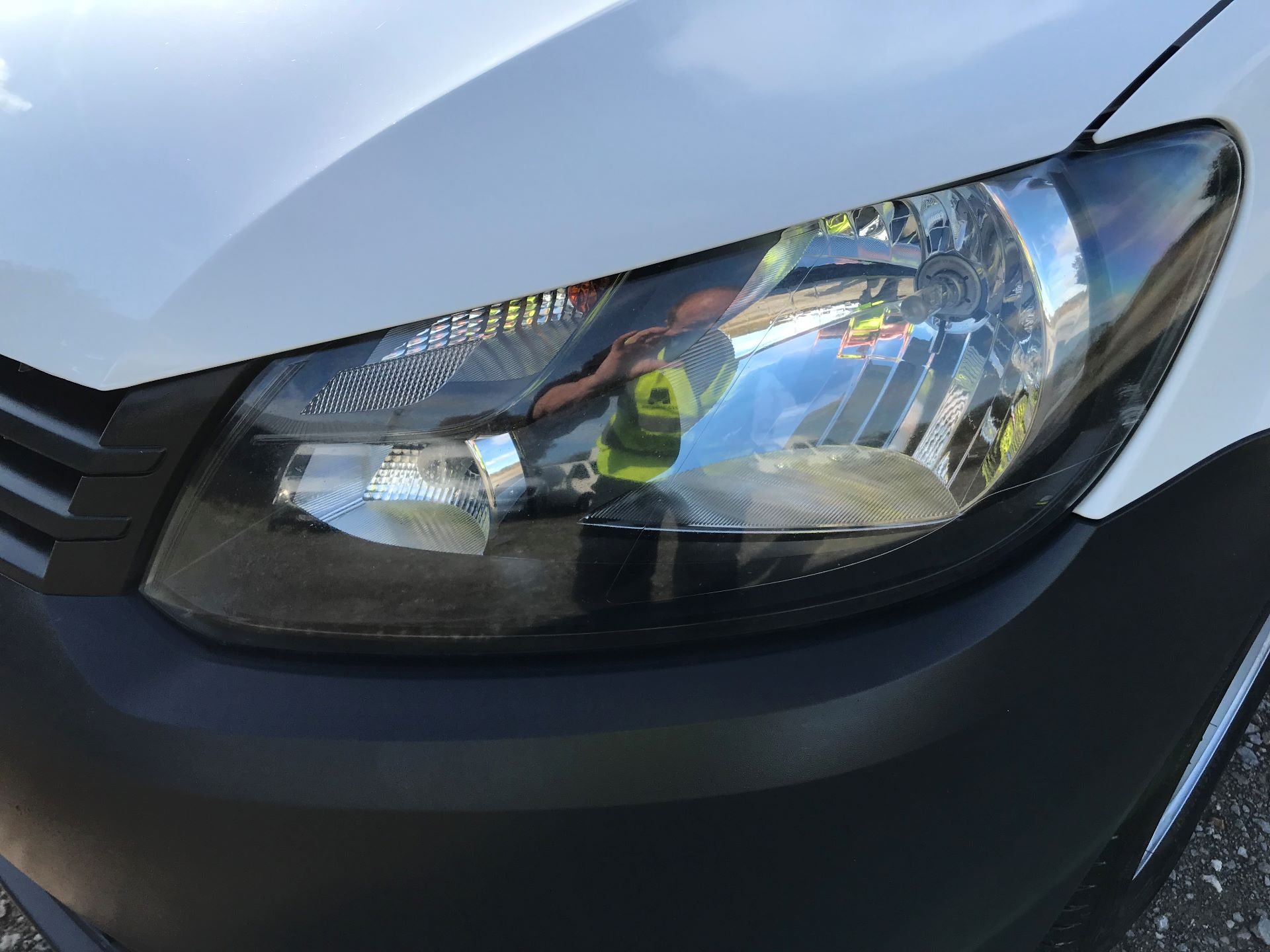 2016 Volkswagen Caddy Maxi  MAXI 1.6 102PS STARTLINE EURO 5 (GF16GJY) Image 24