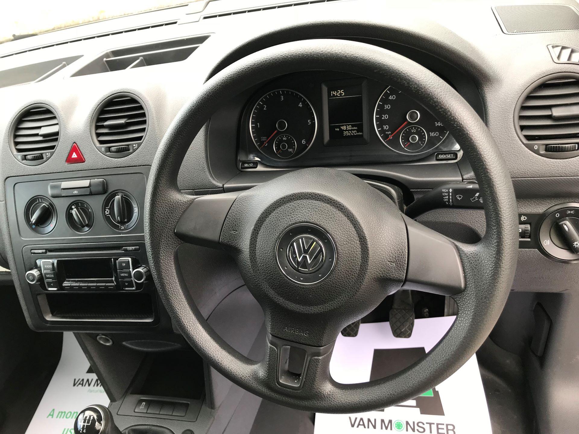 2016 Volkswagen Caddy  MAXI 1.6 102PS STARTLINE EURO 5 (GF16GKE) Image 25