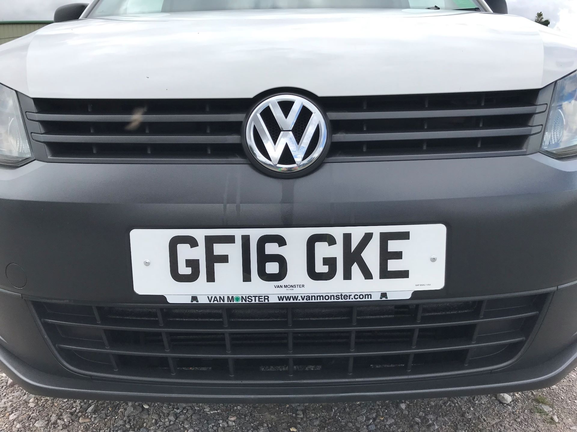 2016 Volkswagen Caddy  MAXI 1.6 102PS STARTLINE EURO 5 (GF16GKE) Image 15