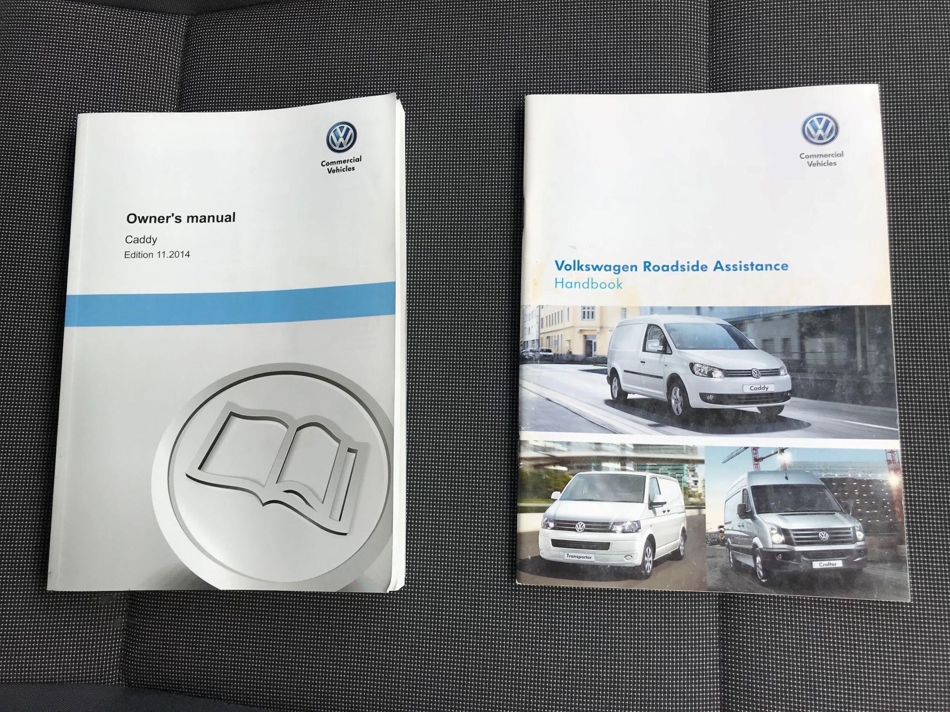 2016 Volkswagen Caddy  MAXI 1.6 102PS STARTLINE EURO 5 (GF16GKE) Image 30