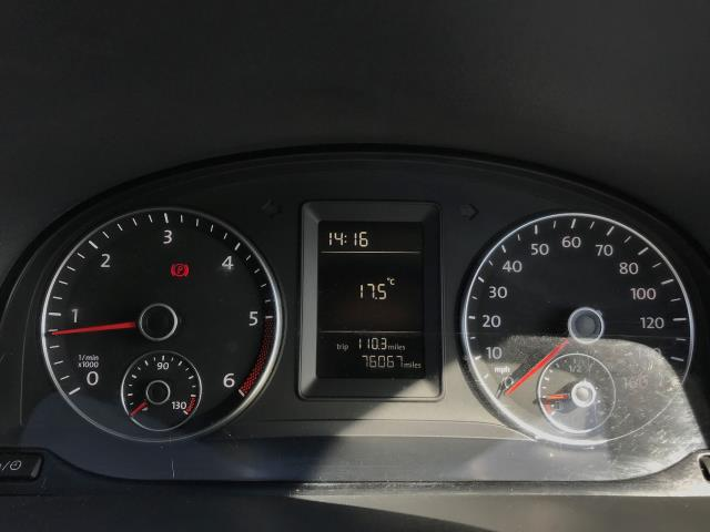 2016 Volkswagen Caddy Maxi 1.6 Tdi 102Ps Startline Van (GF16KTG) Image 27