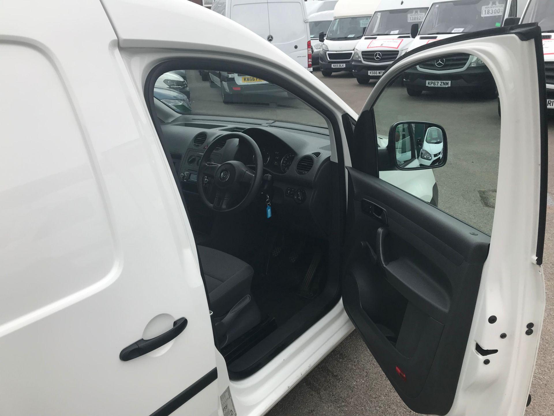 2016 Volkswagen Caddy Maxi 1.6 102PS STARTLINE EURO 5 (GF16KTT) Image 16