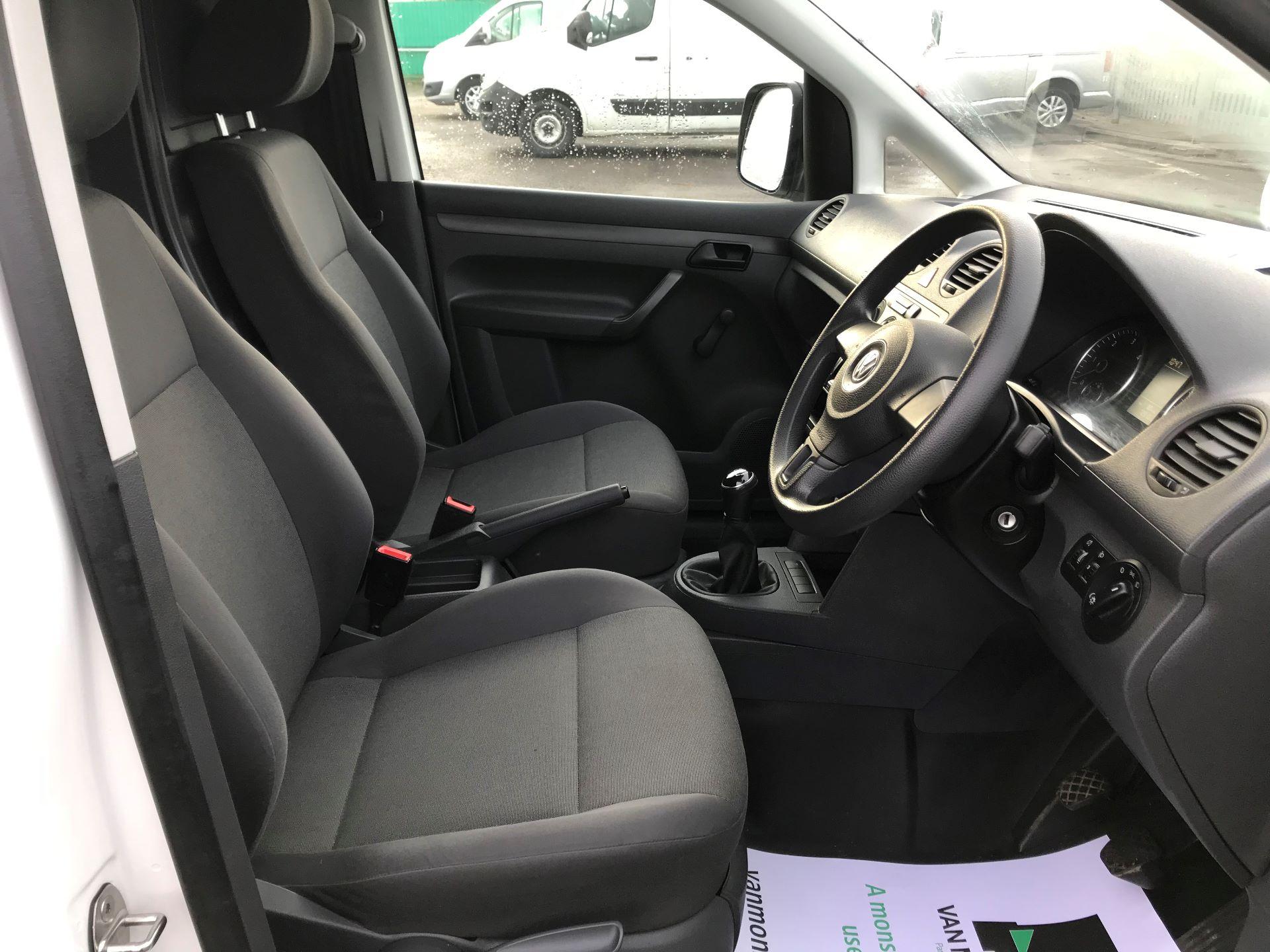2016 Volkswagen Caddy Maxi  C20 102PS Startline Euro 5 (GF16KTV) Image 21