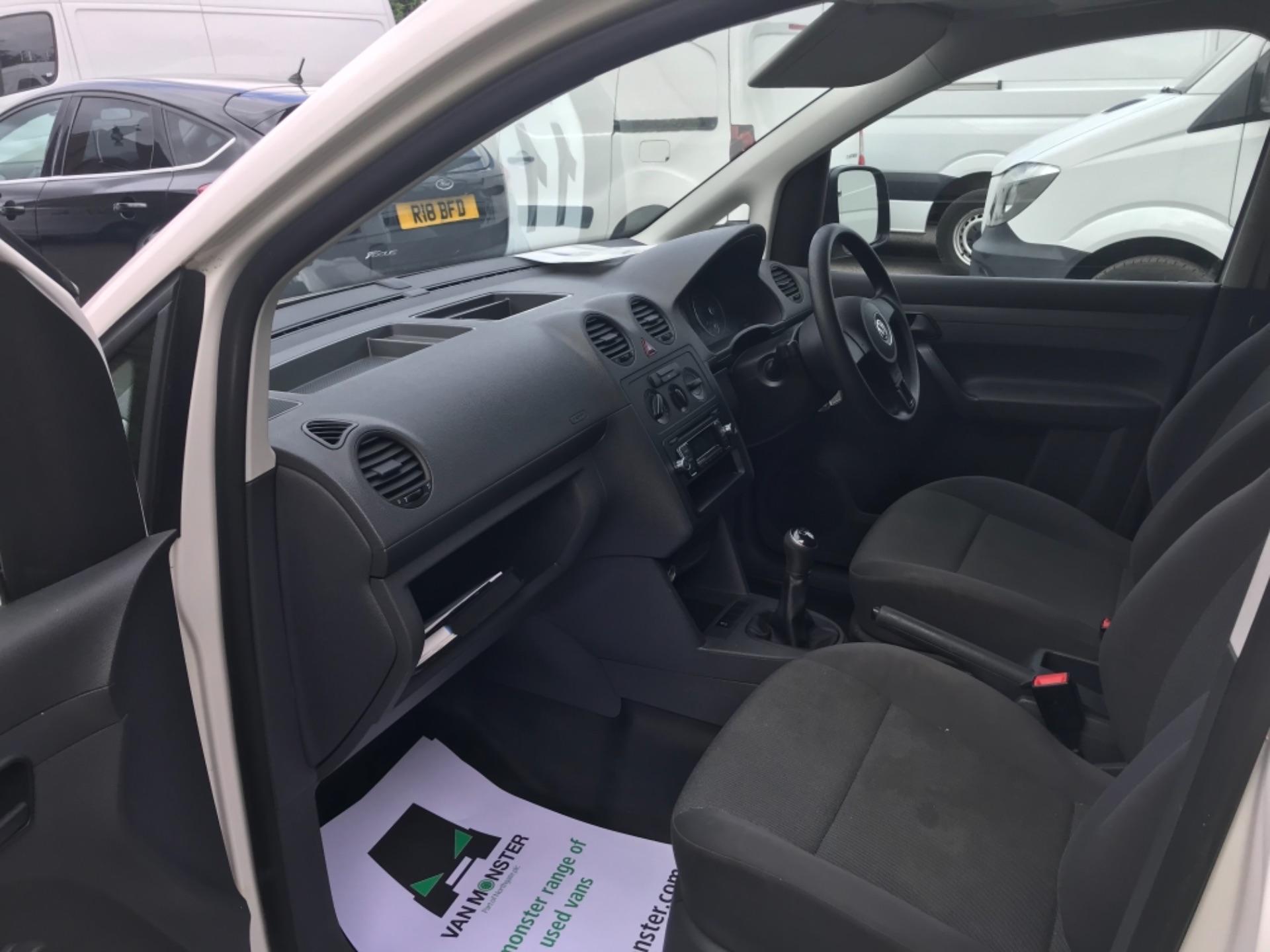 2016 Volkswagen Caddy Maxi 1.6 Tdi 102Ps Startline Euro 6 (GF16KUA) Image 10