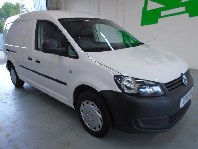 2016 Volkswagen Caddy Maxi 1.6 102PS STARTLINE EURO 5 (GF16KUD)