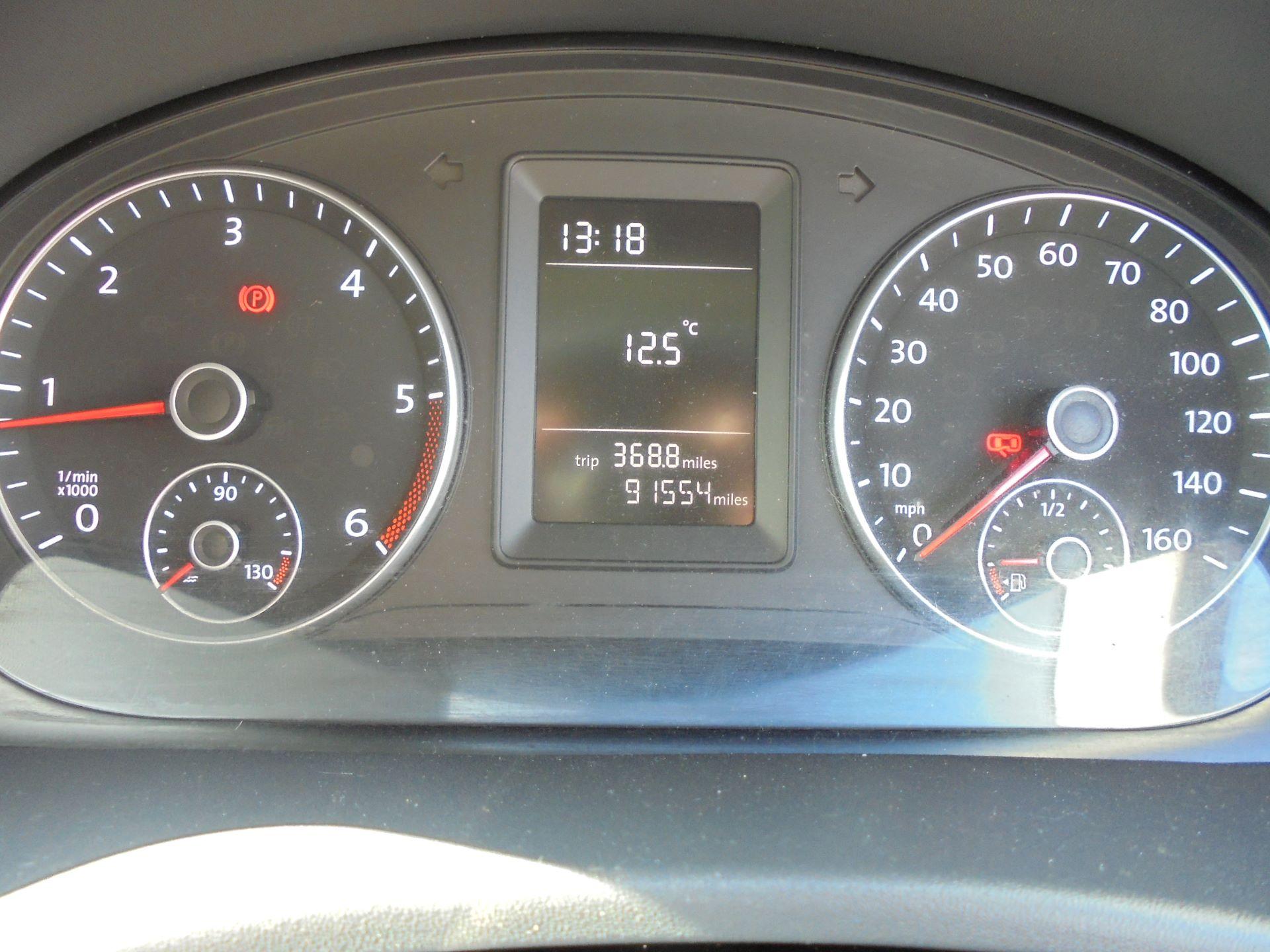 2016 Volkswagen Caddy Maxi  1.6 102PS STARTLINE EURO 5 (GF16KUK) Image 13