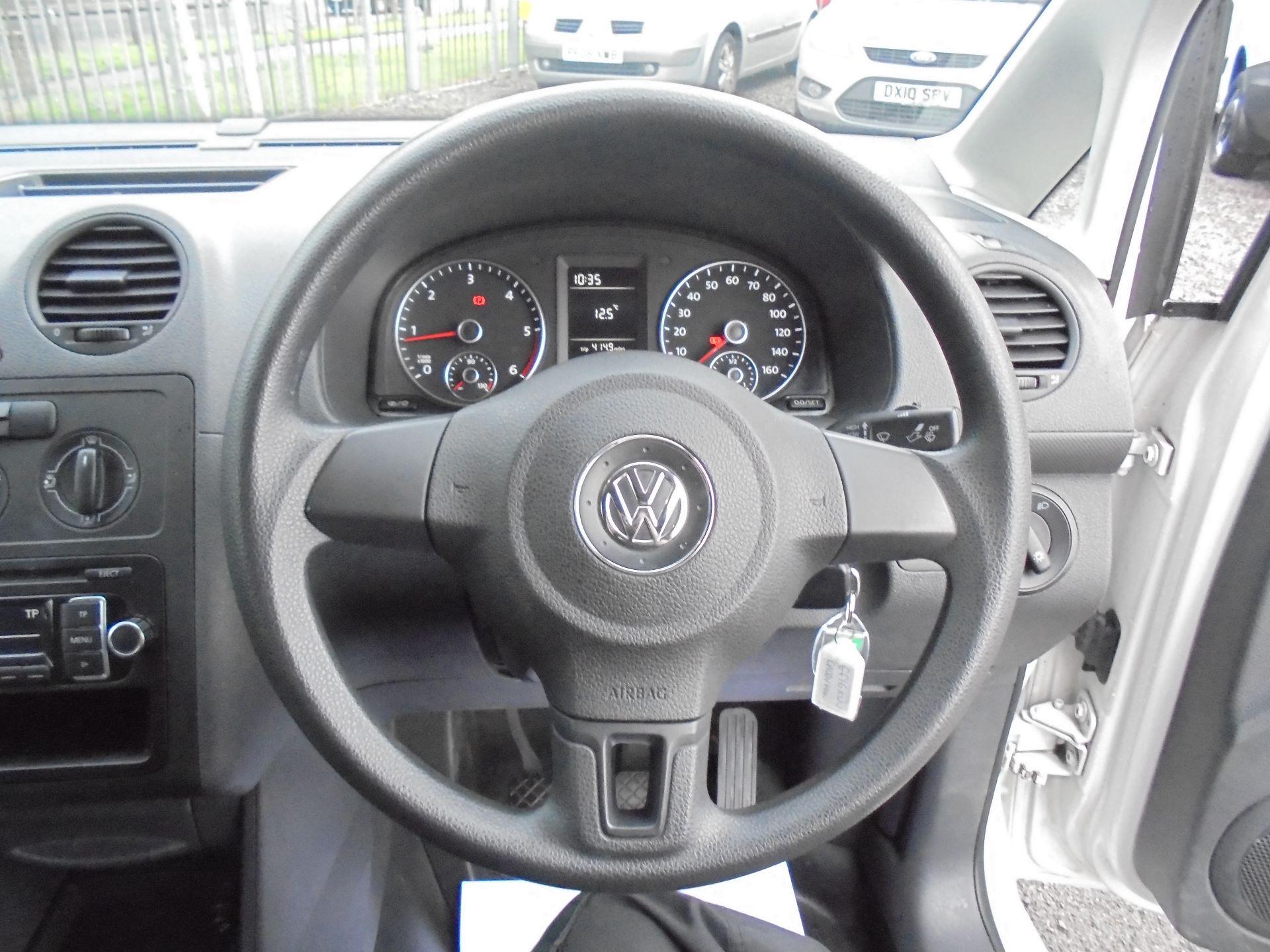 2016 Volkswagen Caddy Maxi 1.6 Tdi 102Ps Startline Van EURO 5 (GF16KUU) Image 14