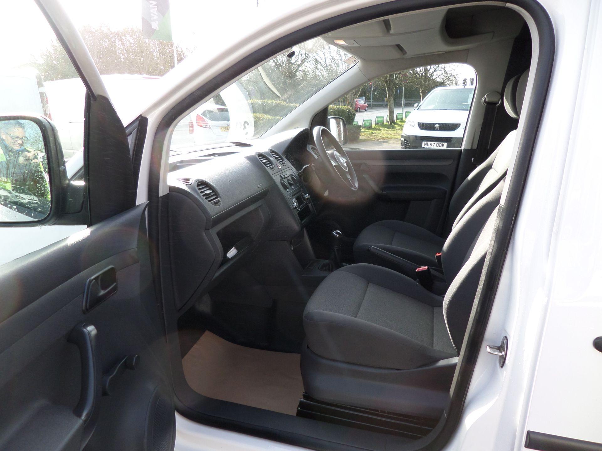 2016 Volkswagen Caddy Maxi 1.6 Tdi 102Ps Startline Van Euro 5 (GF16KVB) Image 9