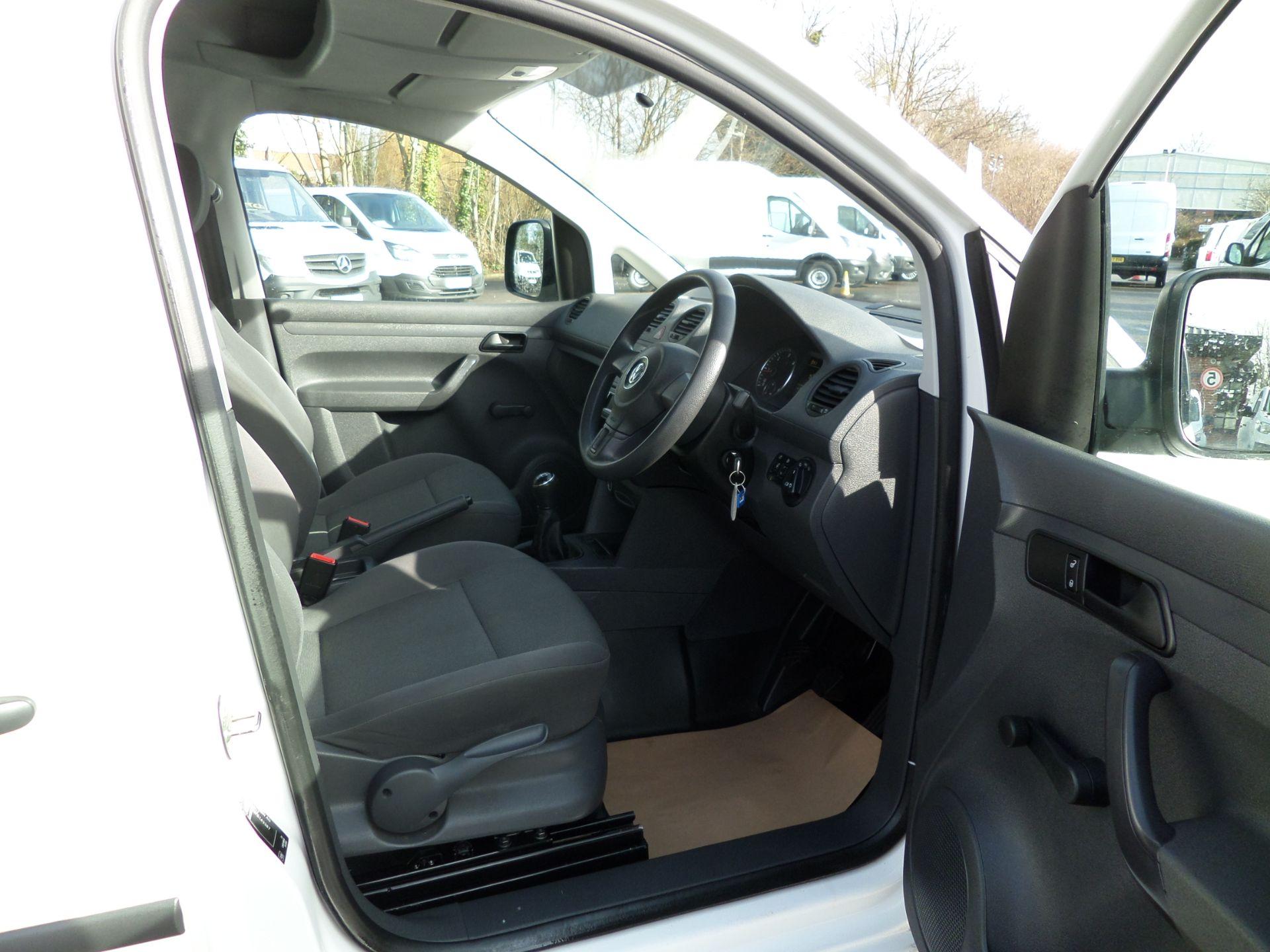 2016 Volkswagen Caddy Maxi 1.6 Tdi 102Ps Startline Van Euro 5 (GF16KVB) Image 12