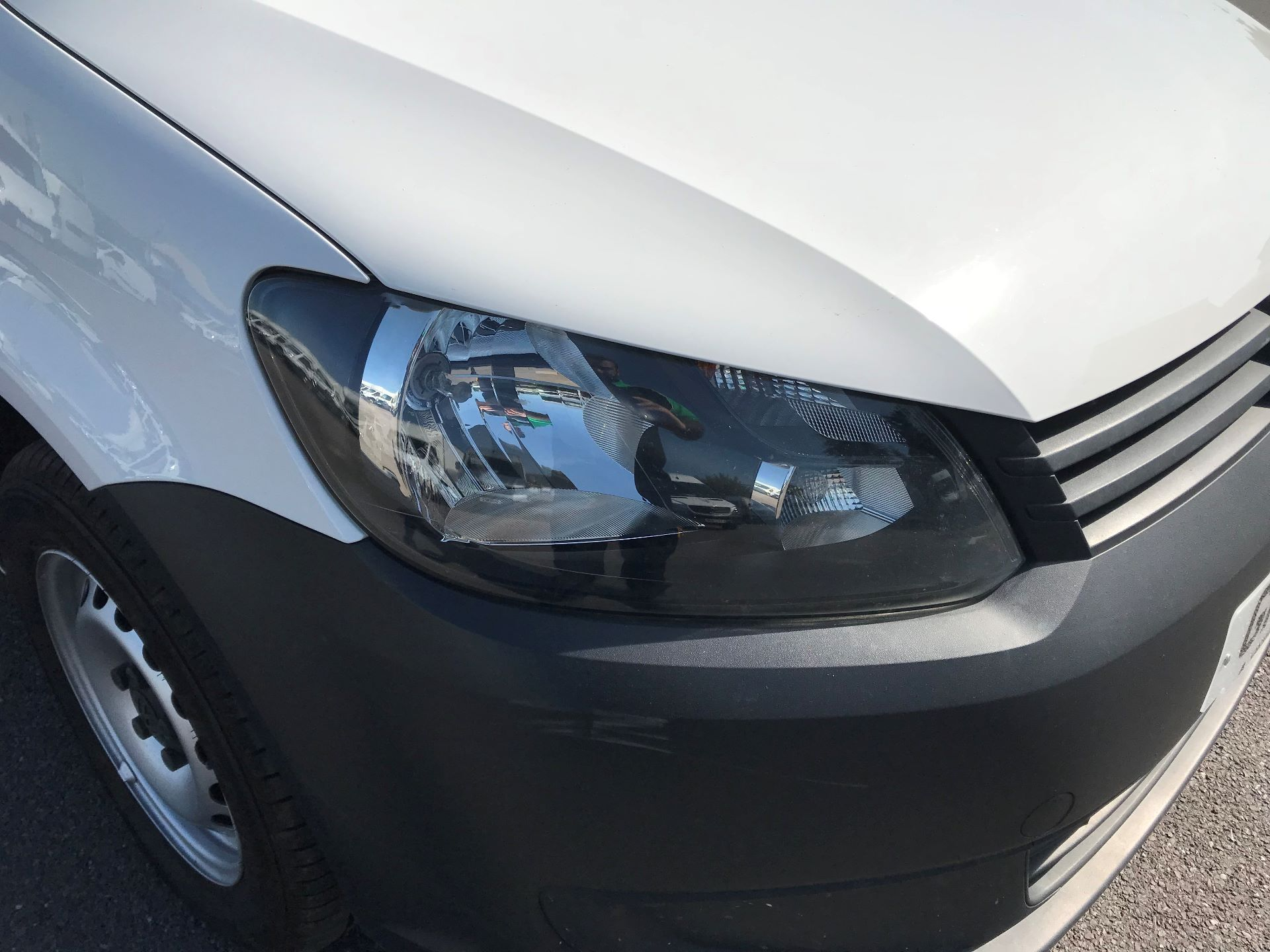 2016 Volkswagen Caddy Maxi  C20 102PS Startline Euro 5 (GF16KVE) Image 16