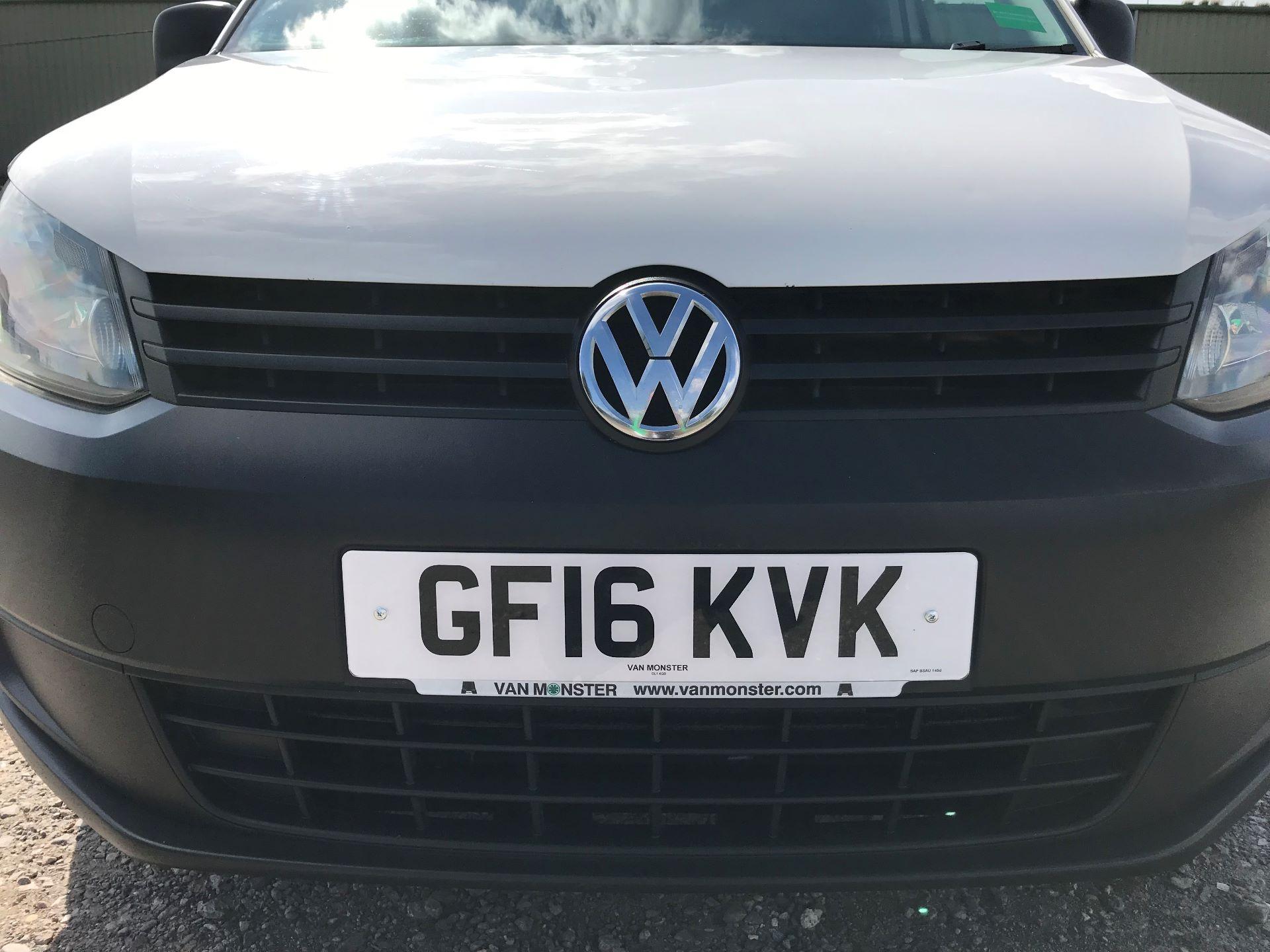 2016 Volkswagen Caddy  MAXI 1.6 102PS STARTLINE EURO 5 (GF16KVK) Image 13