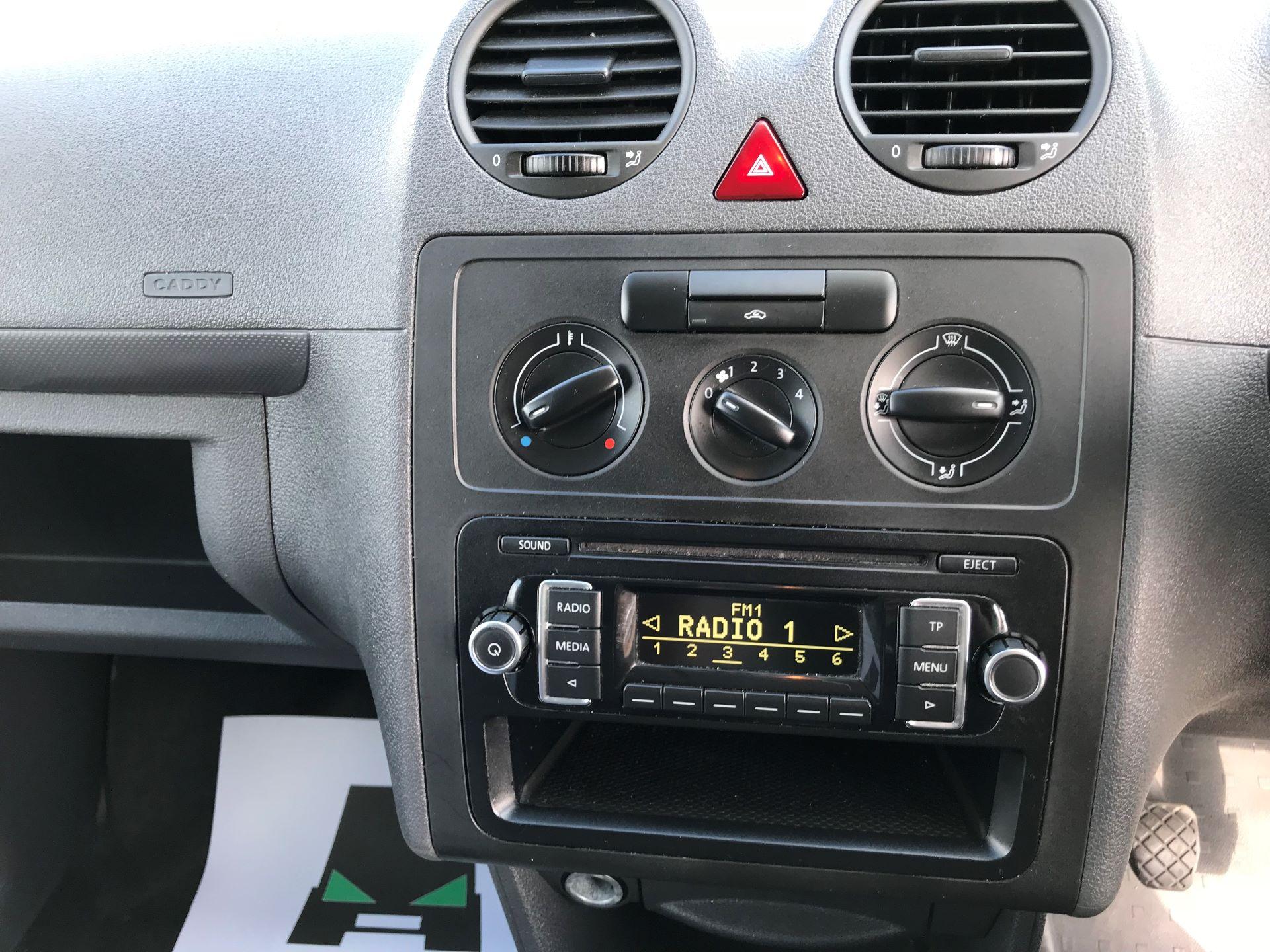 2016 Volkswagen Caddy  MAXI 1.6 102PS STARTLINE EURO 5 (GF16KVK) Image 25