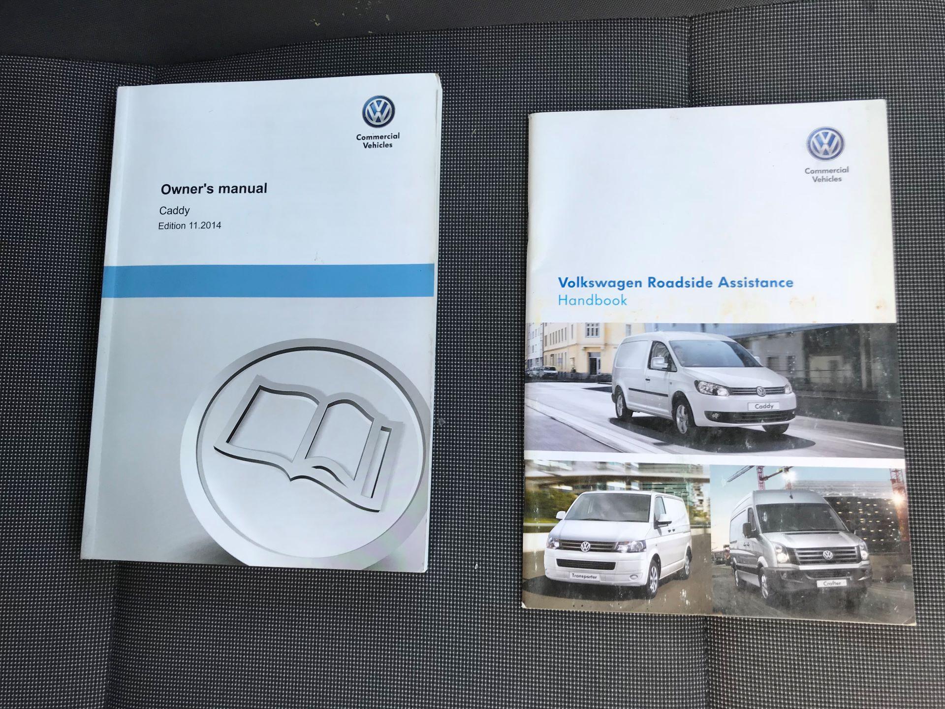 2016 Volkswagen Caddy  MAXI 1.6 102PS STARTLINE EURO 5 (GF16KVK) Image 28