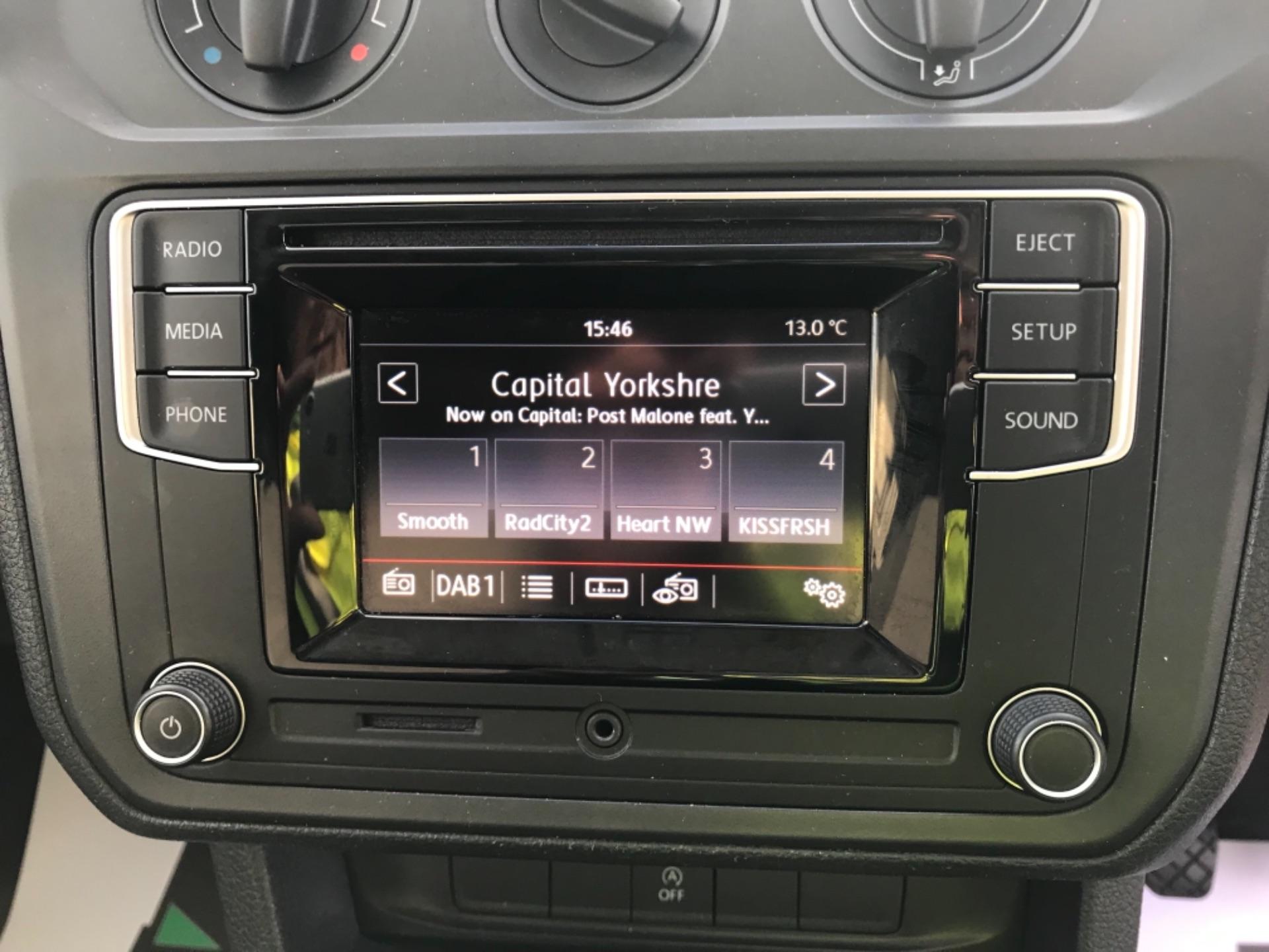 2016 Volkswagen Caddy  2.0 102PS BLUEMOTION TECH 102 STARTLINE EURO 6 (GF16KVS) Image 12