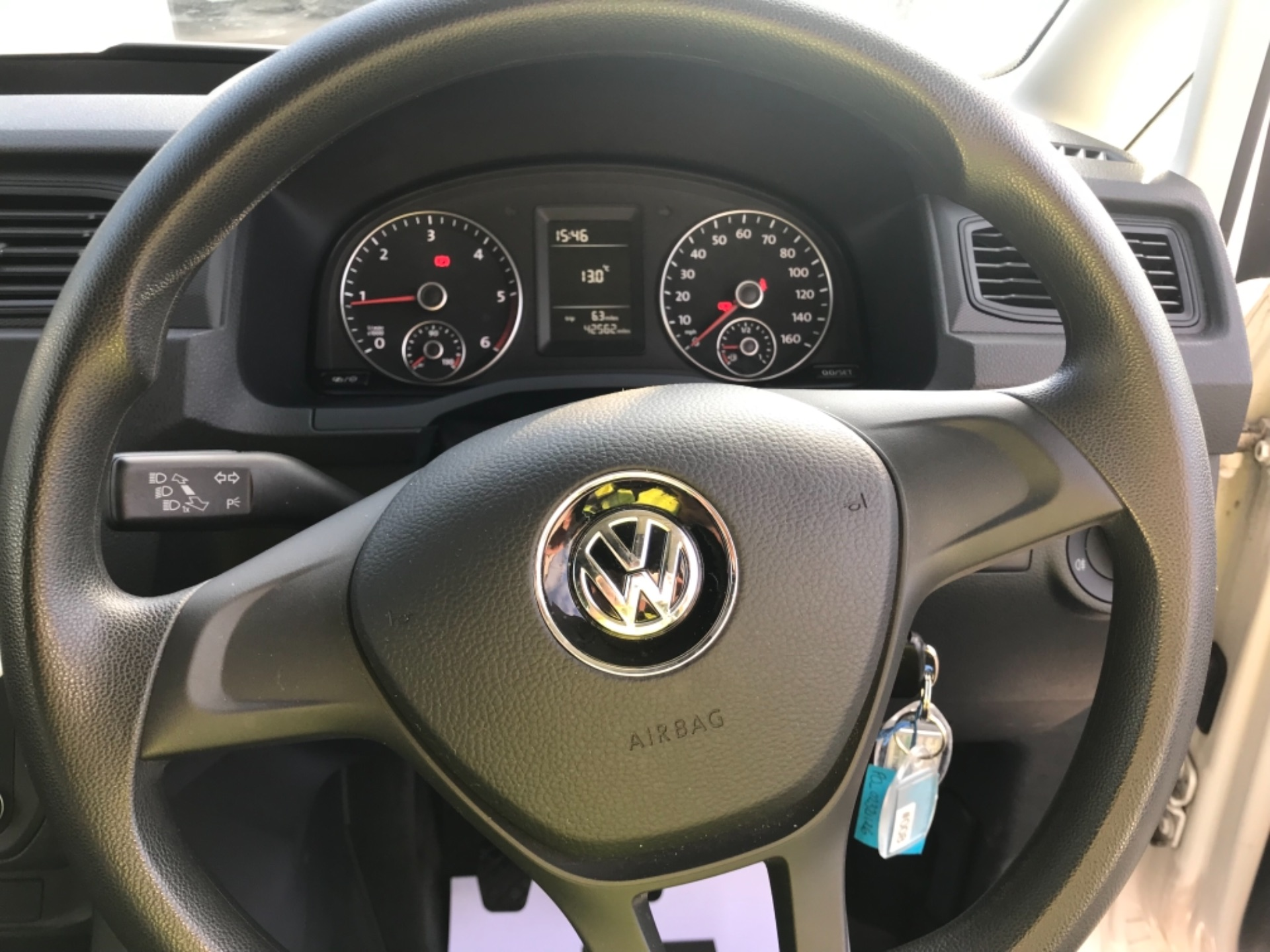 2016 Volkswagen Caddy  2.0 102PS BLUEMOTION TECH 102 STARTLINE EURO 6 (GF16KVS) Image 10