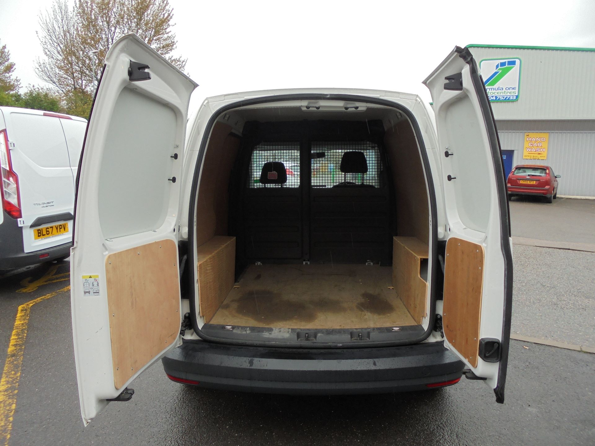 2016 Volkswagen Caddy  2.0 102PS BLUEMOTION TECH 102 STARTLINE EURO 6 (GF16KVZ) Image 14