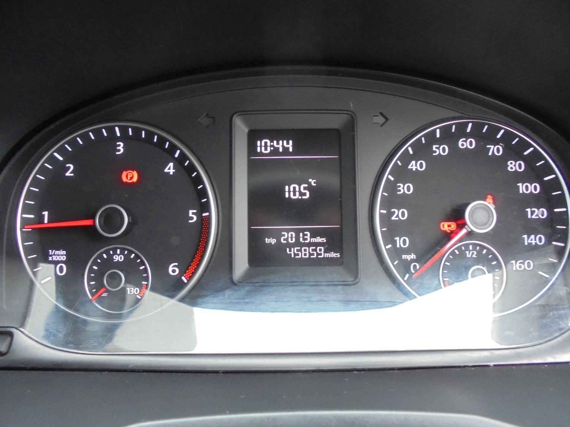 2016 Volkswagen Caddy  2.0 102PS BLUEMOTION TECH 102 STARTLINE EURO 6 (GF16KVZ) Image 12