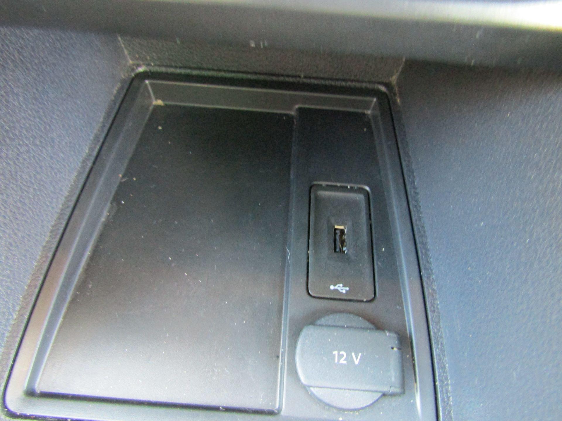 2016 Volkswagen Caddy  2.0 102PS BLUEMOTION TECH 102 STARTLINE EURO 6 (GF16KWA) Image 17