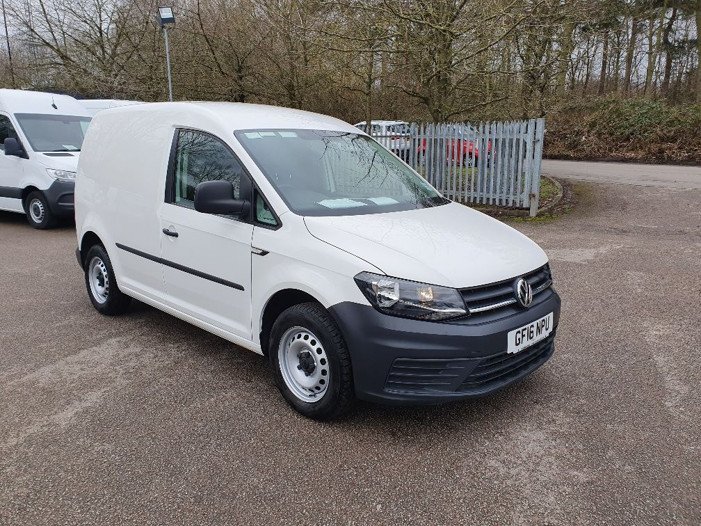 2016 Volkswagen Caddy 2.0 Tdi Bluemotion Tech 102Ps Startline Van (GF16NPU)