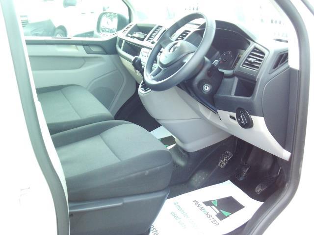 2016 Volkswagen Transporter T28 SWB DIESEL 2.0 TDI BMT 102 STARTLINE EURO 5 (GF16TUV) Image 18
