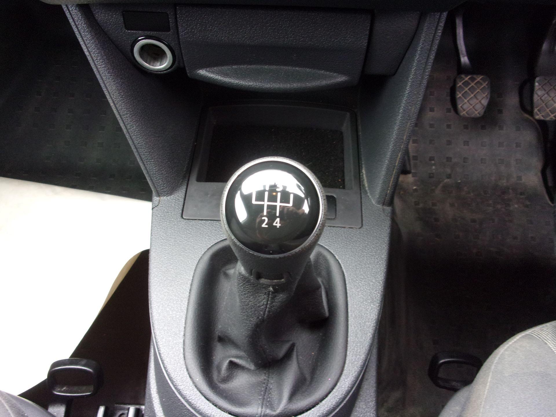 2017 Volkswagen Caddy C20 1.6 TDI 75PS STARTLINE VAN EURO 5 (GF17AVK) Image 4