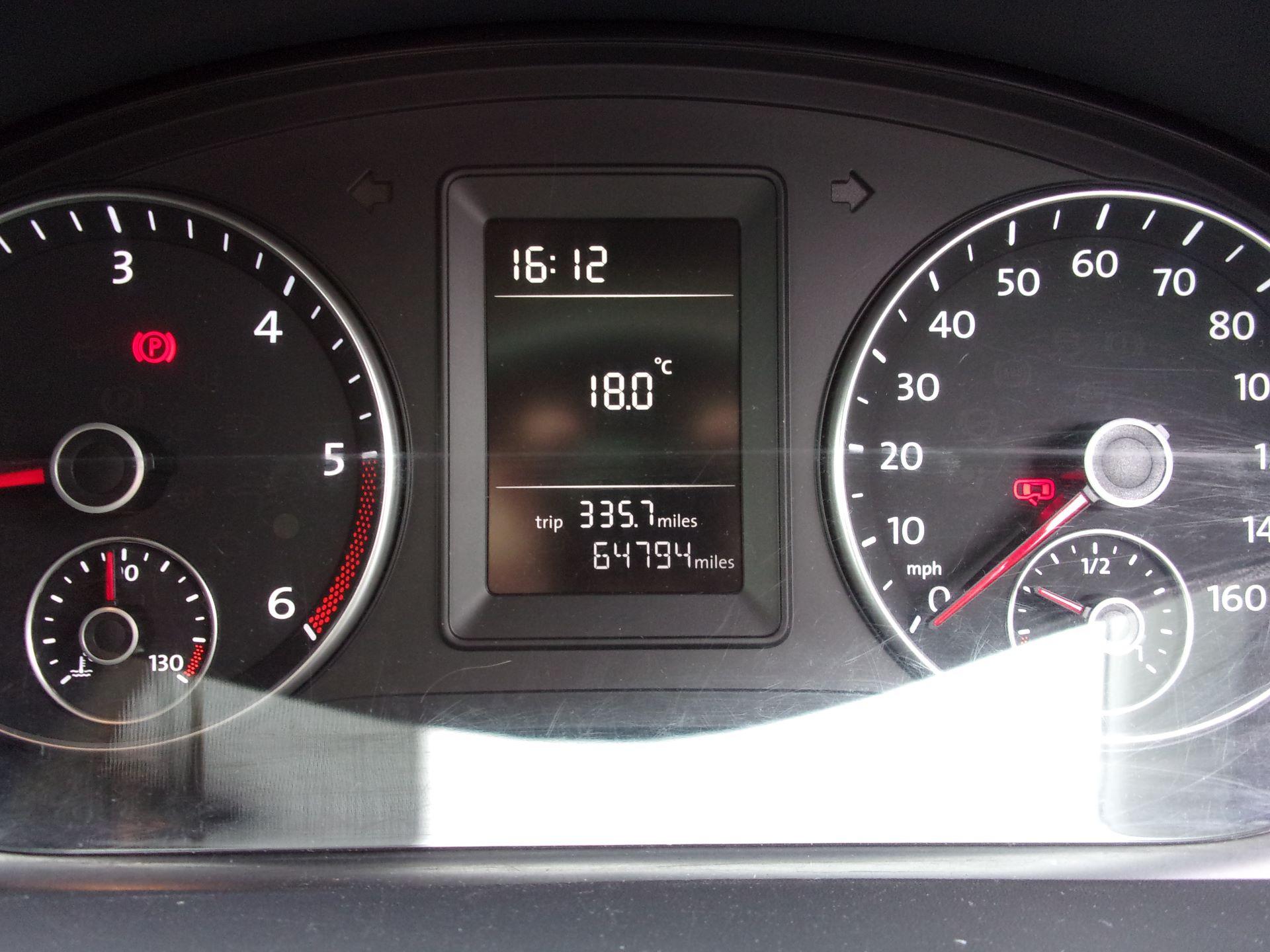 2017 Volkswagen Caddy C20 1.6 TDI 75PS STARTLINE VAN EURO 5 (GF17AVK) Image 6