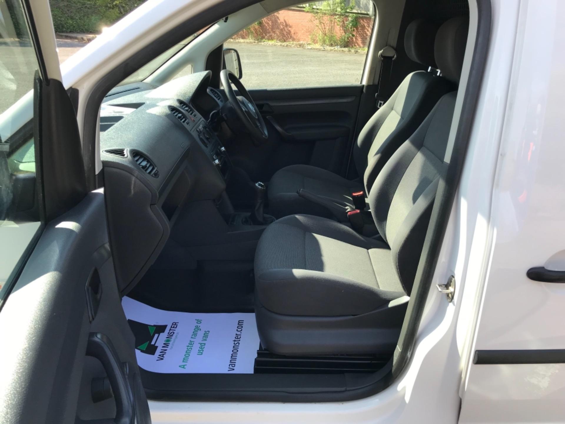 2017 Volkswagen Caddy 1.6 Tdi 75Ps Startline Van (GF17AVN) Image 25