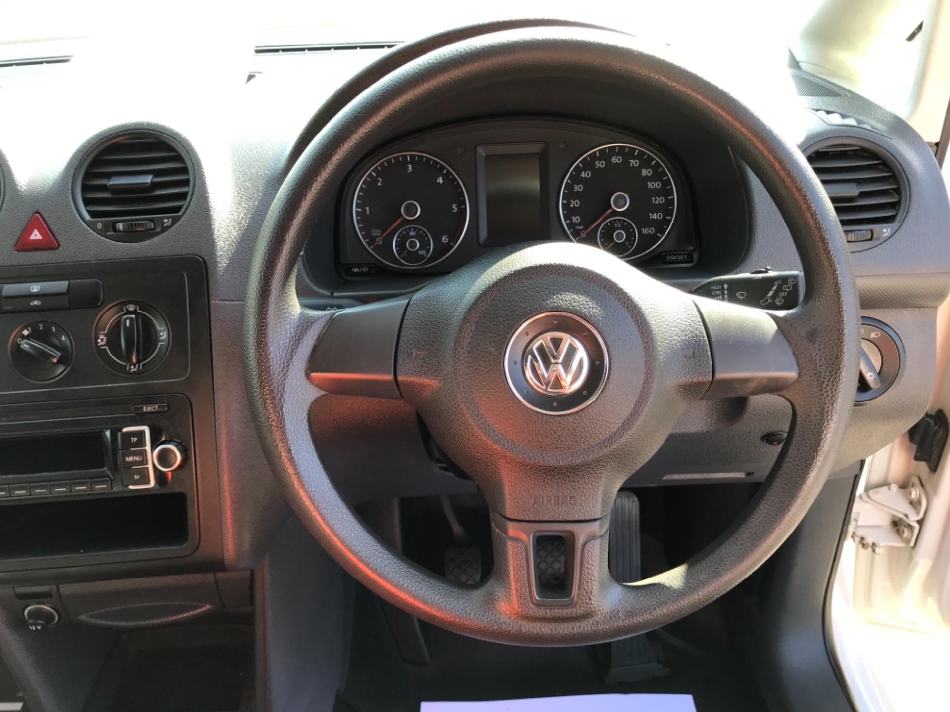2017 Volkswagen Caddy 1.6 Tdi 75Ps Startline Van (GF17AVN) Image 14
