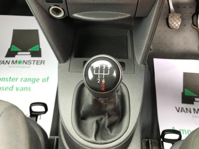 2017 Volkswagen Caddy Maxi 1.6 Tdi 102Ps Startline Van Caddy Maxi (GF17AVU) Image 21