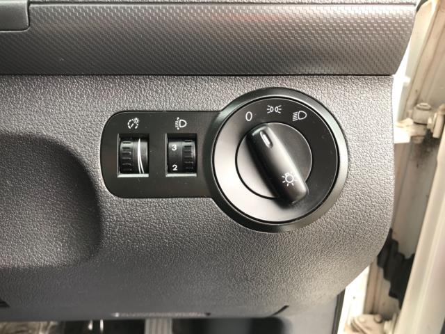2017 Volkswagen Caddy Maxi 1.6 Tdi 102Ps Startline Van Caddy Maxi (GF17AVU) Image 18