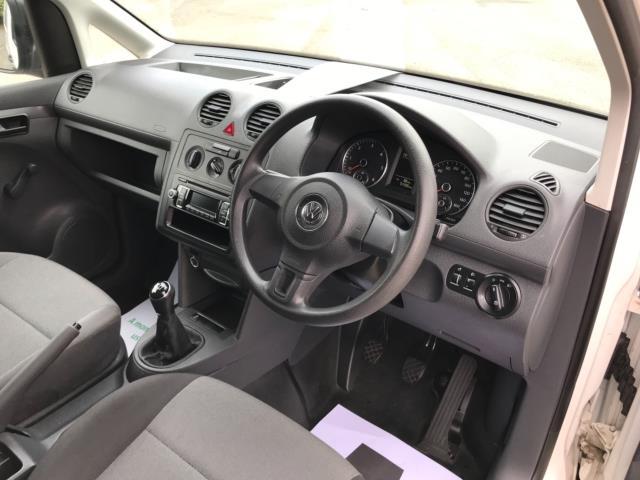 2017 Volkswagen Caddy Maxi 1.6 Tdi 102Ps Startline Van Caddy Maxi (GF17AVU) Image 11