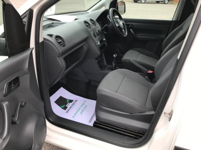 2017 Volkswagen Caddy Maxi 1.6 Tdi 102Ps Startline Van Caddy Maxi (GF17AVU) Image 23