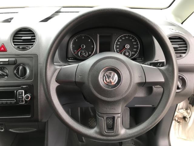 2017 Volkswagen Caddy Maxi 1.6 Tdi 102Ps Startline Van Caddy Maxi (GF17AVU) Image 14