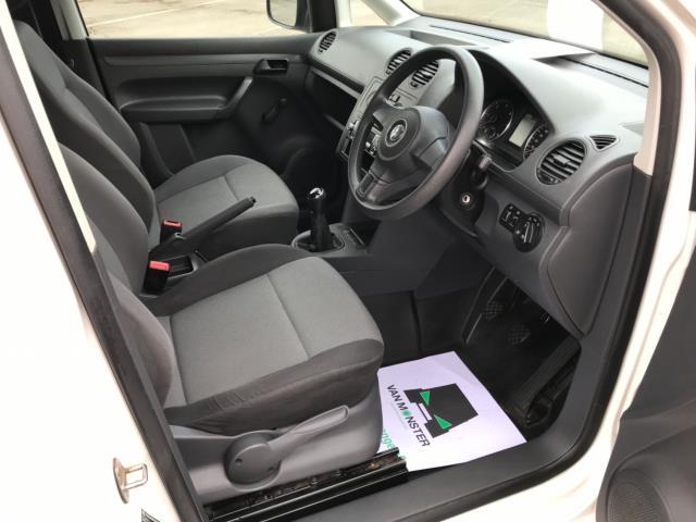 2017 Volkswagen Caddy Maxi 1.6 Tdi 102Ps Startline Van Caddy Maxi (GF17AVU) Image 10
