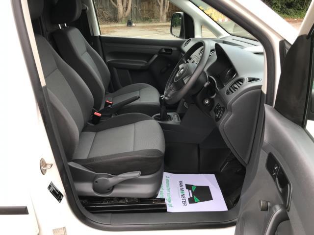 2017 Volkswagen Caddy Maxi 1.6 Tdi 102Ps Startline Van Caddy Maxi (GF17AVU) Image 12
