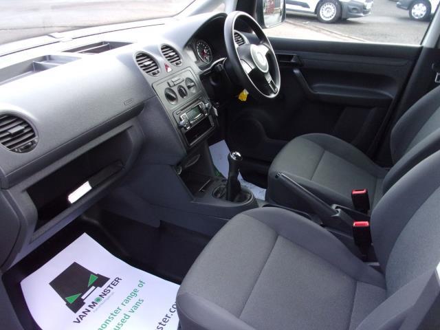 2017 Volkswagen Caddy C20 1.6 Tdi 75Ps Startline Van (GF17AVV) Image 13