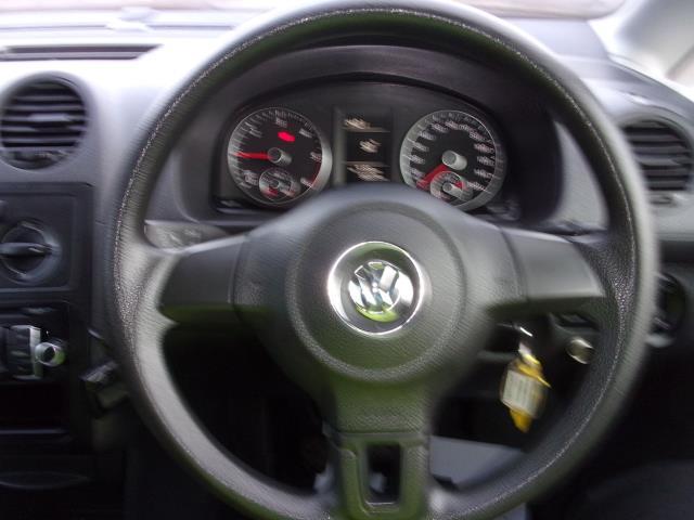 2017 Volkswagen Caddy C20 1.6 Tdi 75Ps Startline Van (GF17AVV) Image 5
